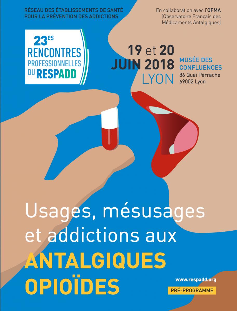 Usages, mésusages et addictions aux antalgiques opioïdes