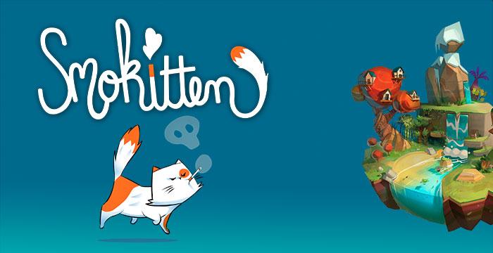 Smokitten, un serious game sur smartphone pour arrêter de fumer