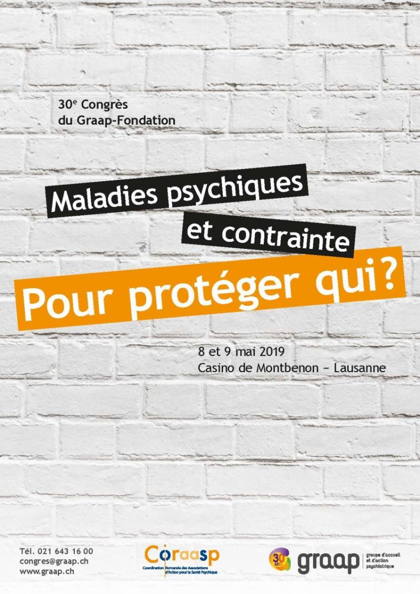 Maladies psychiques et contrainte : pour protéger qui ?