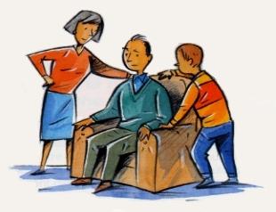 Le patient et son entourage : quelles interactions ?