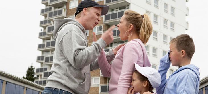 Tempêtes dans la famille : violences et traumatisme