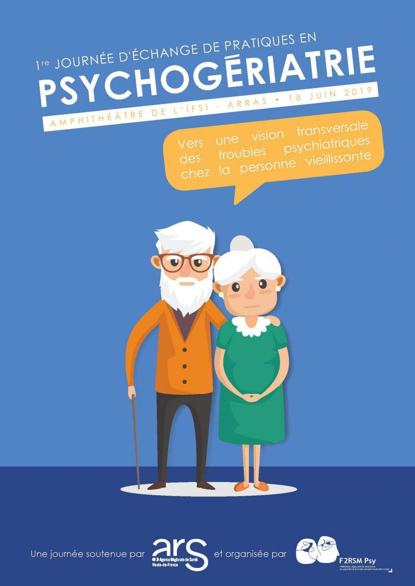 Vers une vision transversale des troubles psychiatriques chez la personne vieillissante