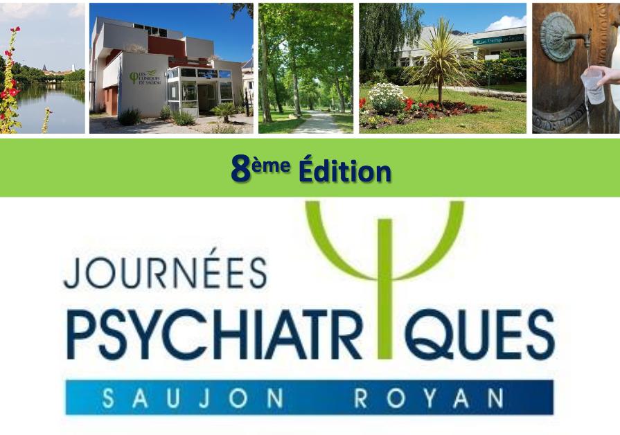 8e Edition des Journées psychiatriques de Saujon Royan