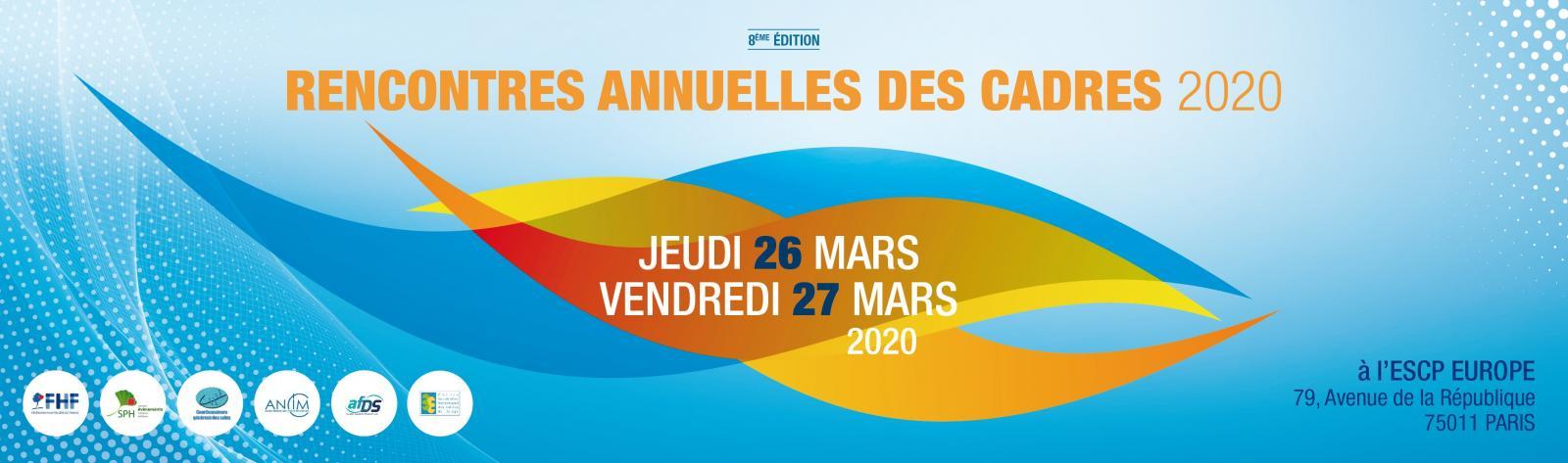 Rencontre annuelle des cadres 2020