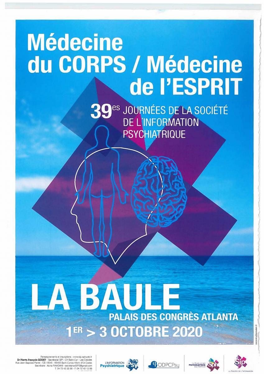 Médecine du corps / médecine de l'esprit