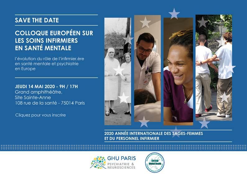 L'évolution des rôles des infirmier.ères  en santé mentale et psychiatrie En Europe
