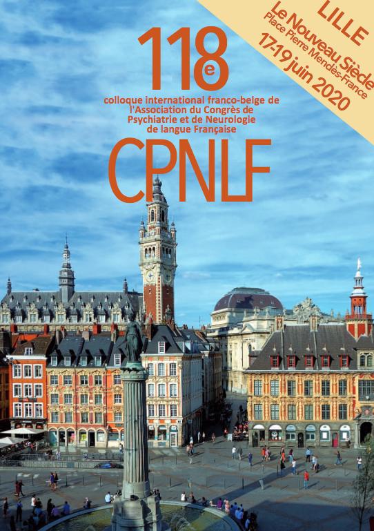 118ème Congrès de psychiatrie et de neurologie de langue française