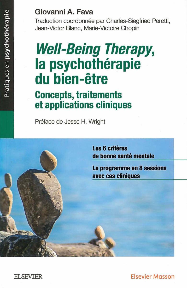 Well-Being Therapy, la psychothérapie du bien-être