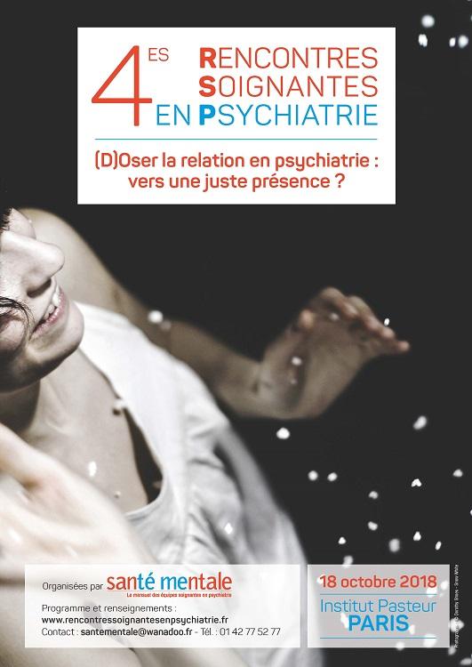 (D)Oser la relation en psychiatrie : vers une juste présence en psychiatrie?