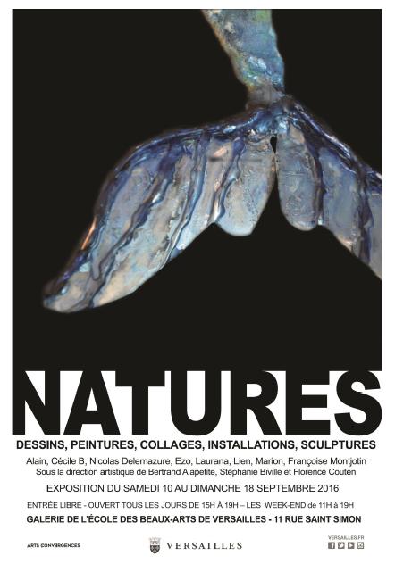 A ne pas manquer : l'exposition « Natures » à Versailles