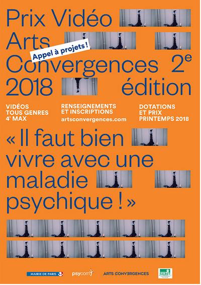 Prix vidéo Arts en Convergences : « Il faut bien vivre avec une maladie psychique ! »