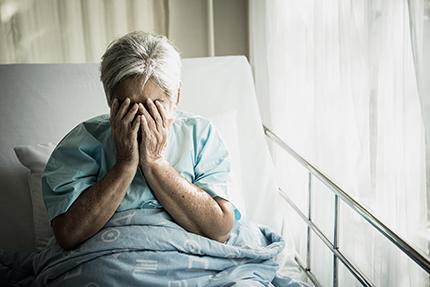 Imposer le confinement à des personnes âgées présentant des troubles cognitifs : : l'avis du CCNE