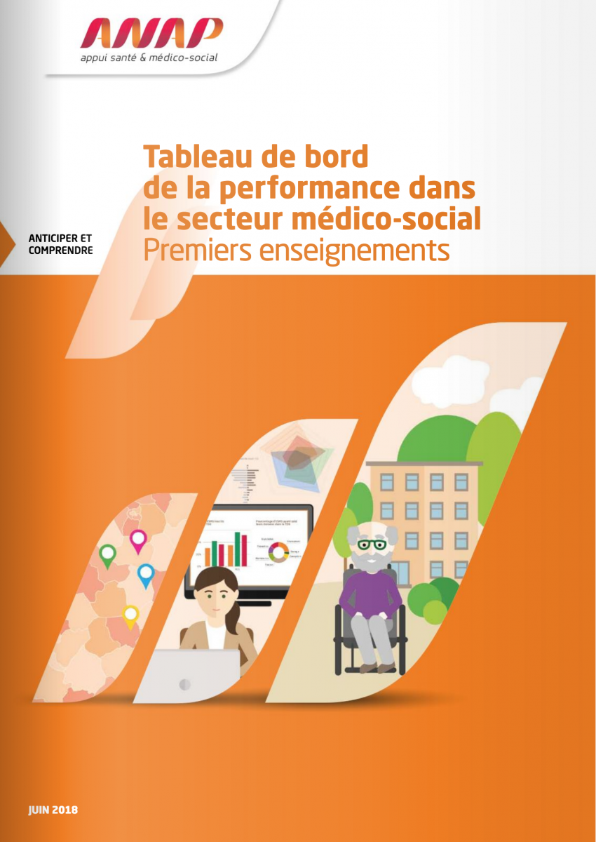 Tableau de bord de la performance dans le secteur médico-social : premiers enseignements