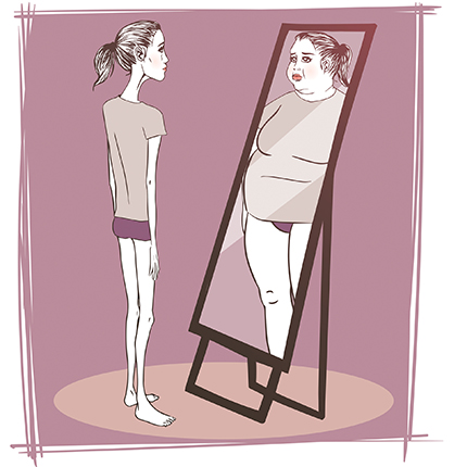 L'anorexie : un trouble métabolique ?