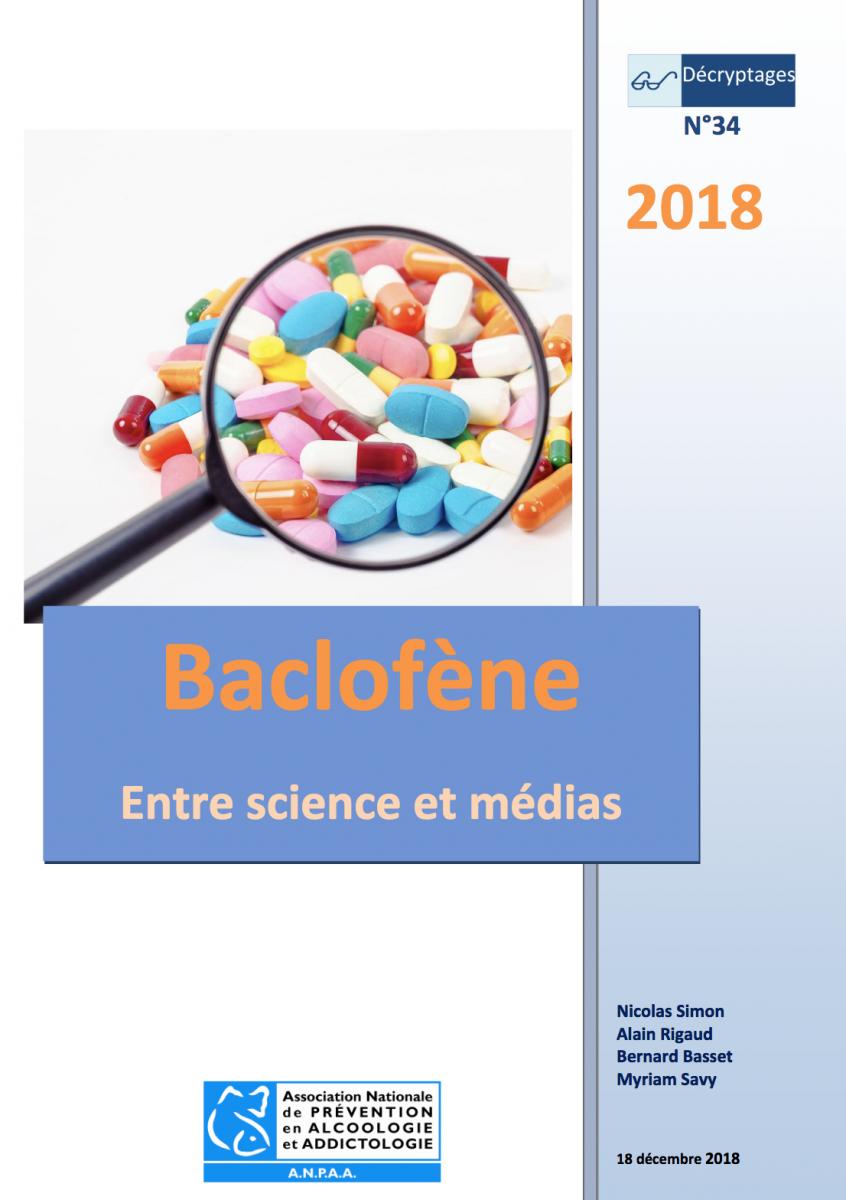 Baclofène : Entre science et médias