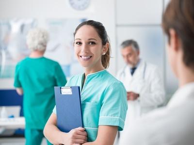 Covid-19 : les étudiants en soins infirmiers sont formidables !