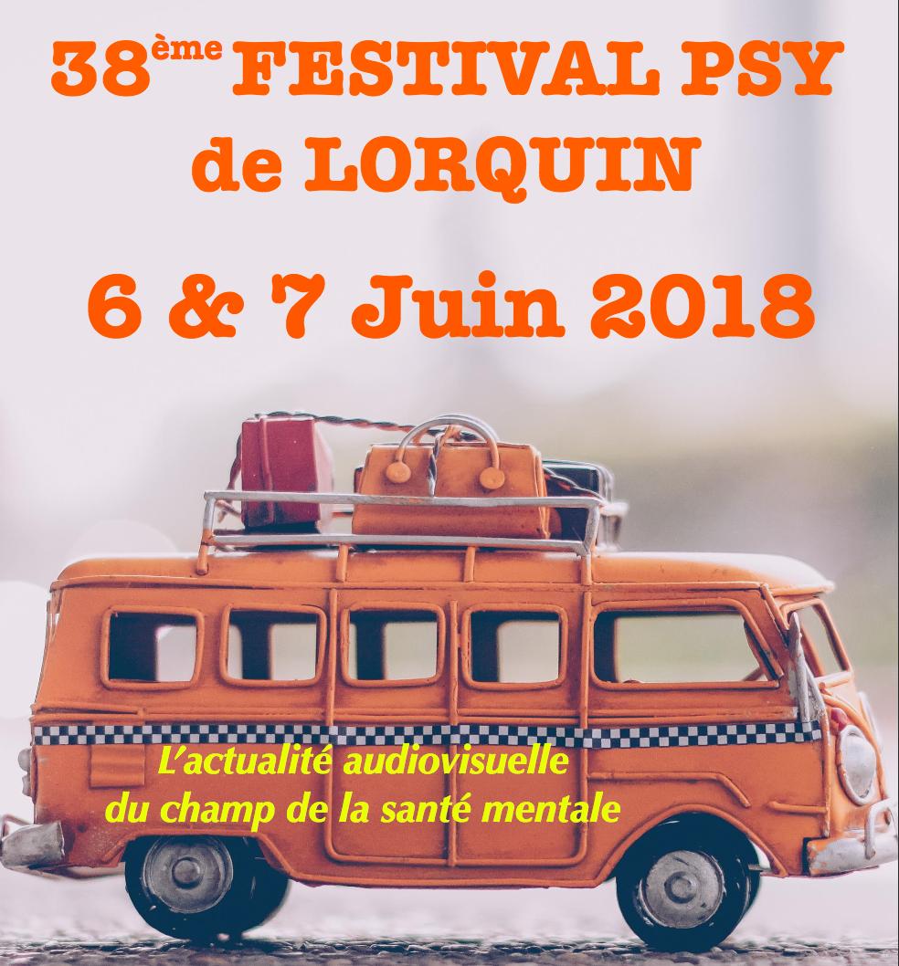Palmarès du festival Psy de Lorquin