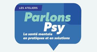 2 octobre 2018, Lille : Atelier Parlons Psy !