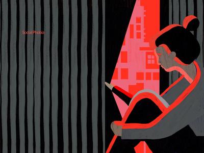 La phobie, une peur irraisonnée et irrationnelle