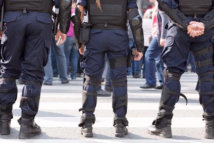 Police : programme de mobilisation contre le suicide