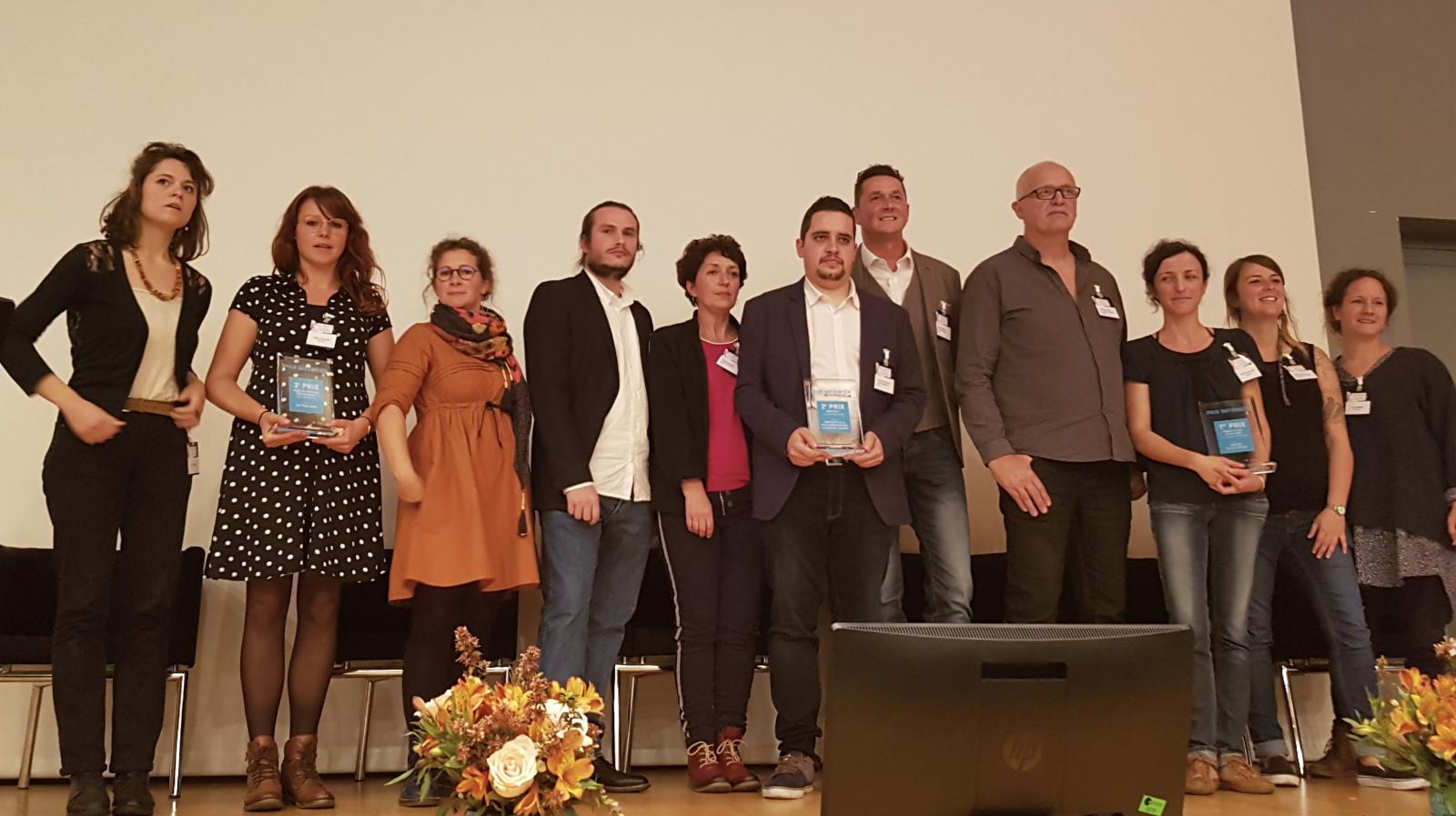 Remise des Prix infirmiers en Psychiatrie 2018