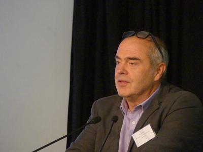 Pierre Thomas coprésident du Copil
