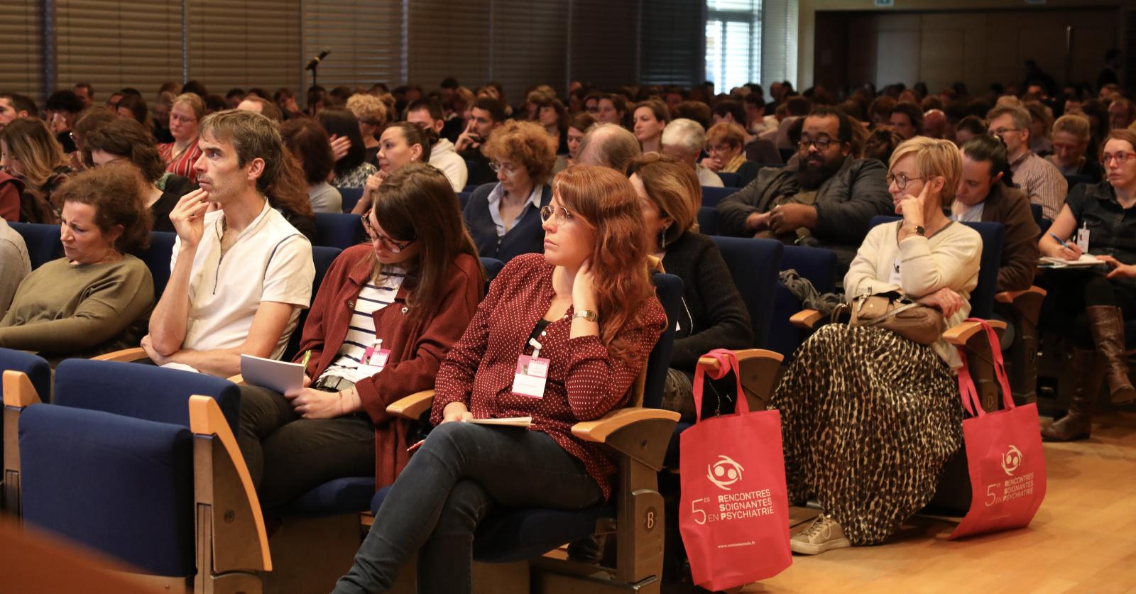 600 soignants réunis à Paris pour les 5emes Rencontres Soignantes en Psychiatrie