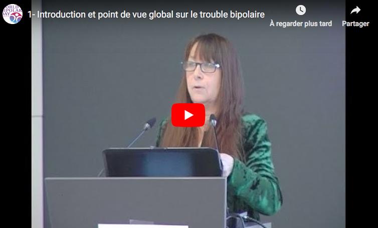Journée mondiale des troubles bipolaires : retrouvez les vidéos