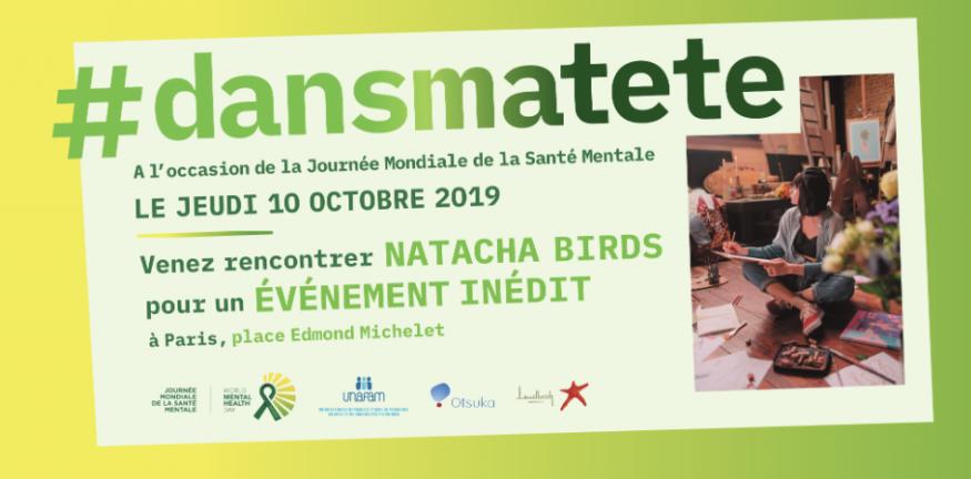#dansmatete, un événement pour déstigmatiser la schizophrénie