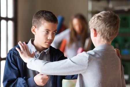 Des professionnels de la santé en appui de l'école pour les élèves perturbateurs