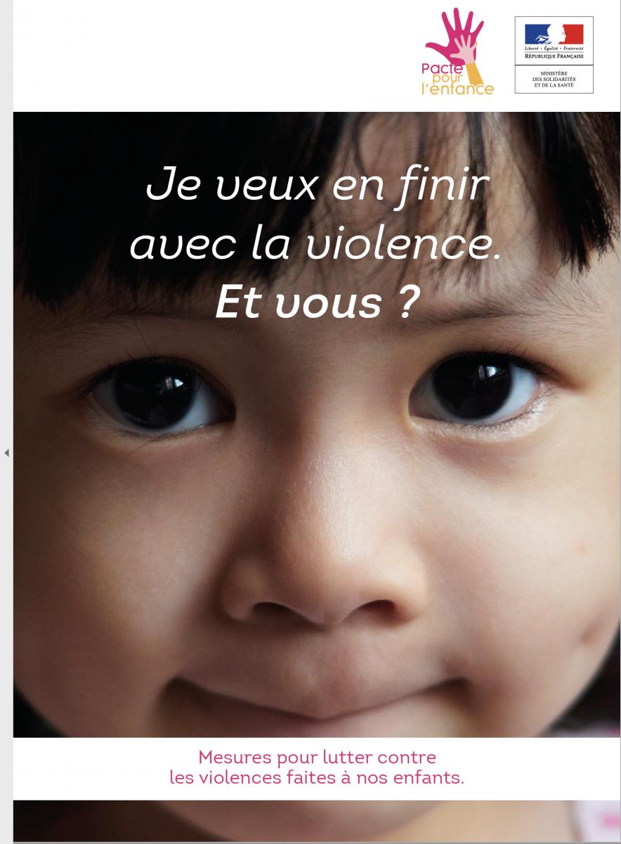 Un plan de mobilisation et de lutte contre les violences faites aux enfants