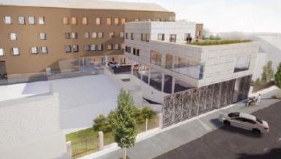 L'EPS de Ville-Evrard pose la première pierre du prochain Centre de psychiatrie infanto-juvénile