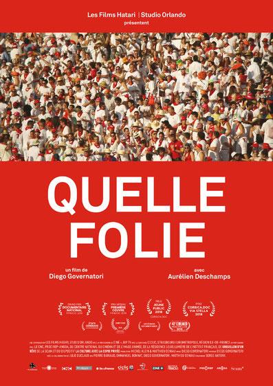 Quelle folie, film de Diego Governatori, à Argelès-sur-Mer