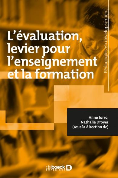 L'évaluation, levier pour l'enseignement et la formation