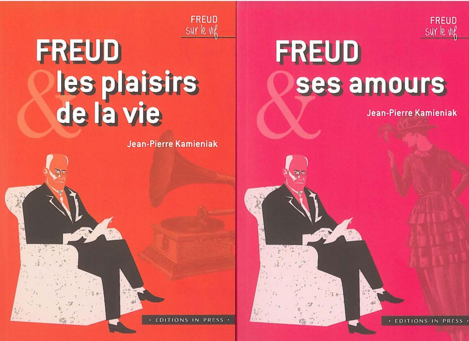 Collection Freud sur le vif