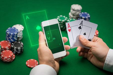 Les pratiques de jeux d'argent sur internet