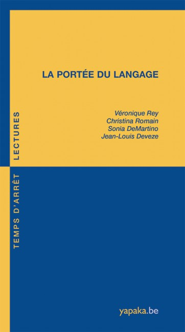 La portée du langage