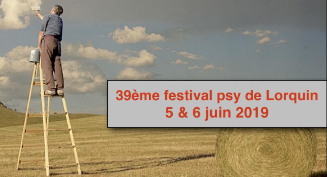 Palmares du 39ème Festival film psy de Lorquin