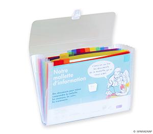 Une mallette d'information pour les enfants en cancérologie pédiatrique