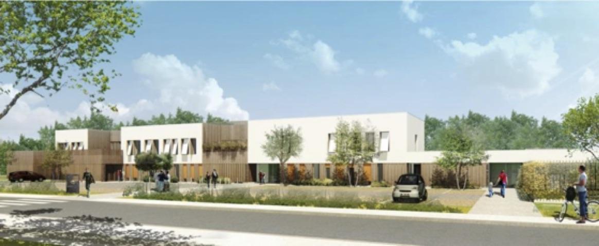 Le CH Montafavet construit un centre de pédopsychiatrie