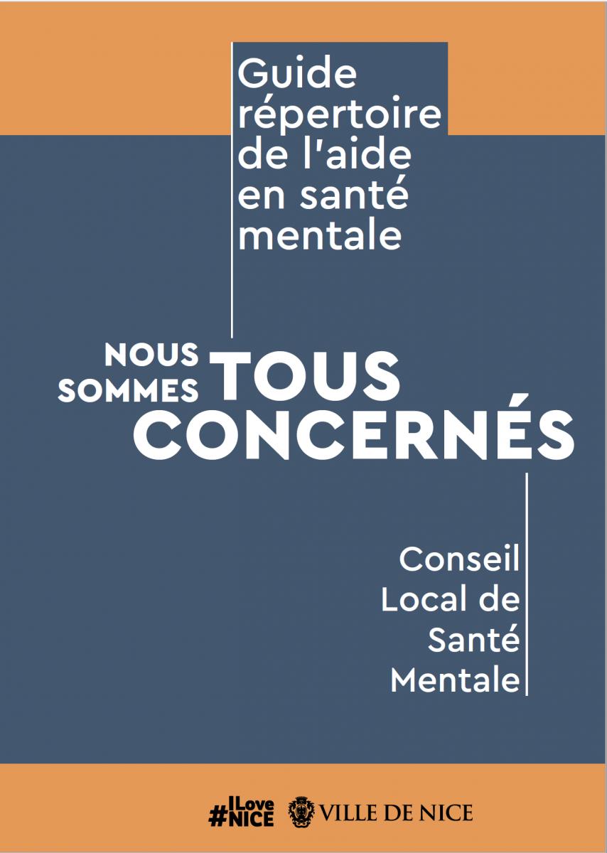 Guide répertoire en santé mentale de Nice