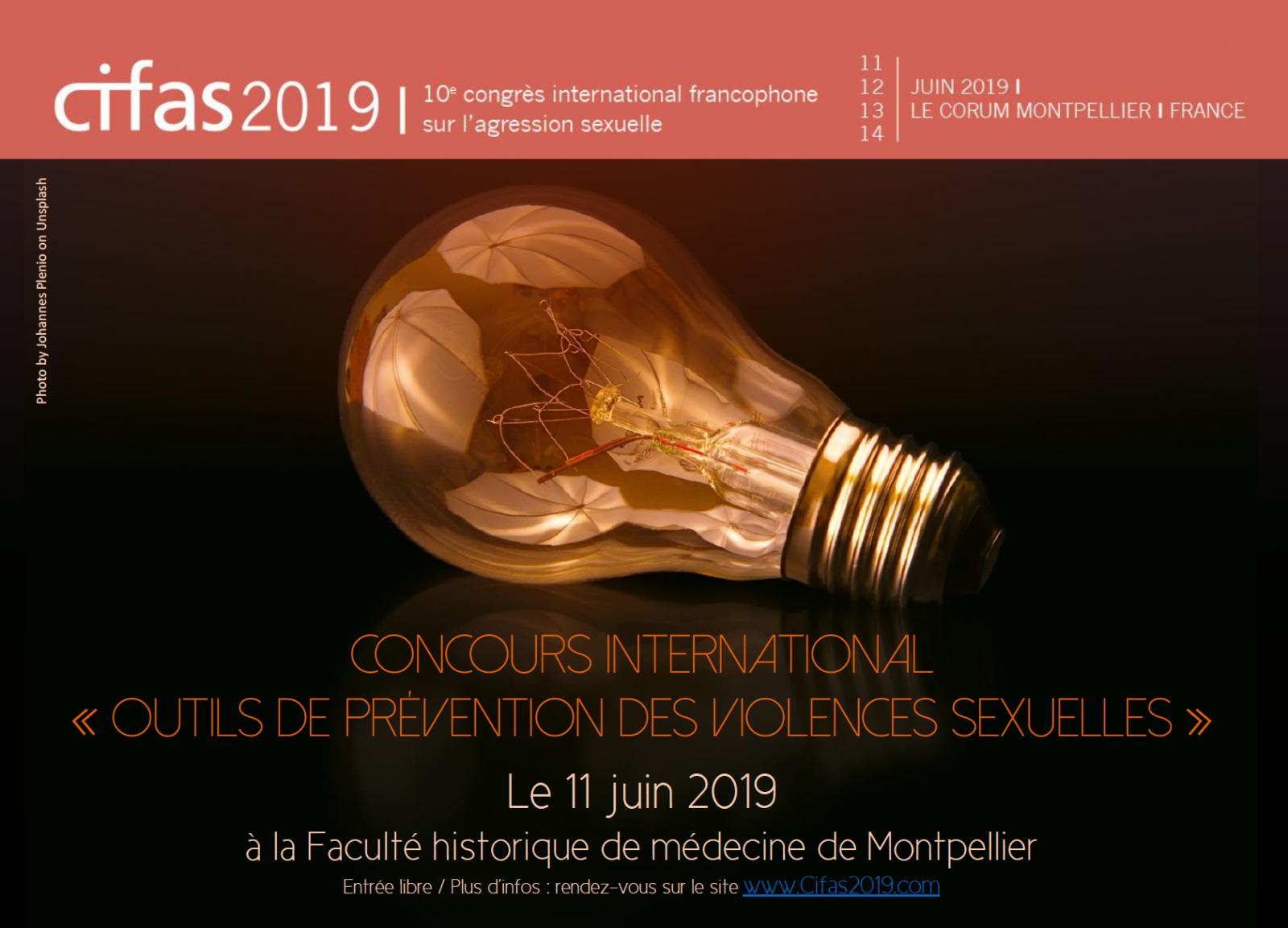 Concours d'outils de prévention des violences sexuelles