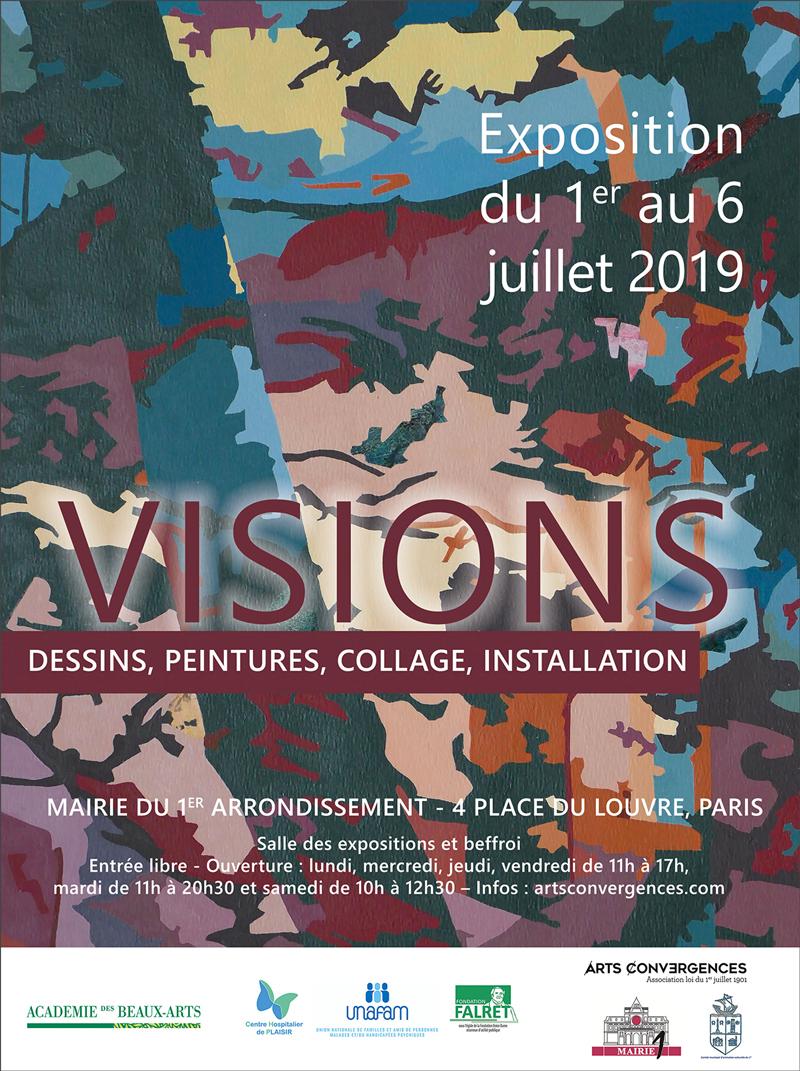 Arts convergences présente « Visions »