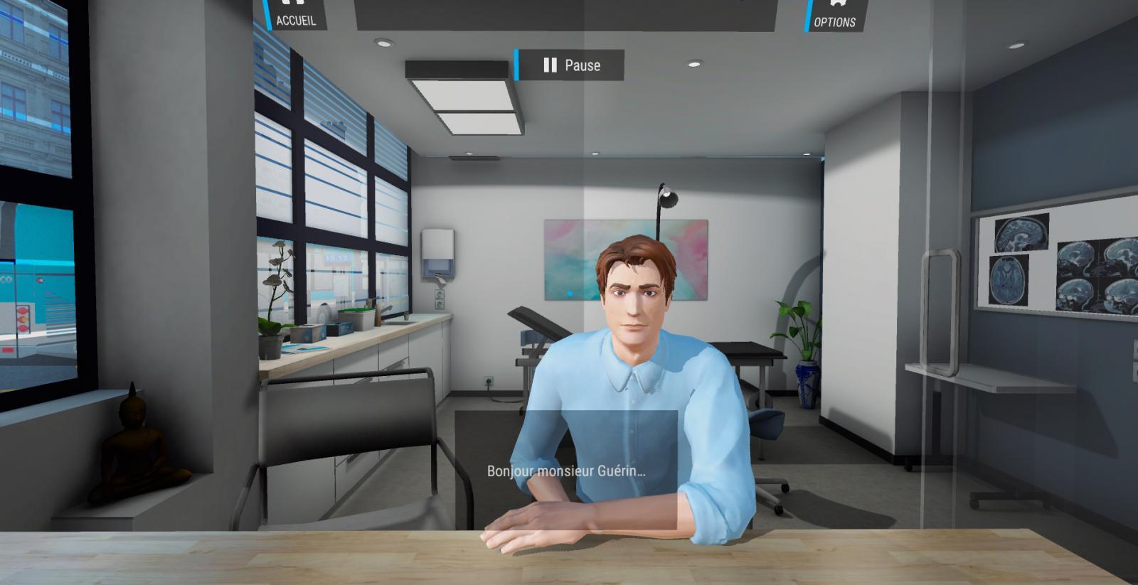 Schizolab  la réalité virtuelle pour mieux comprendre la schizophrénie