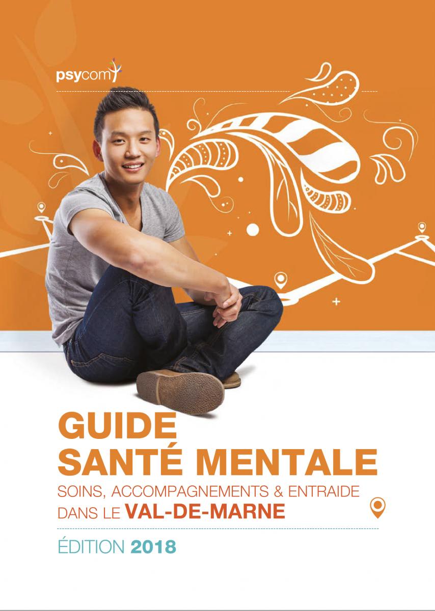 Guide santé mentale, soins, accompagnements et entraide dans le Val-de-Marne