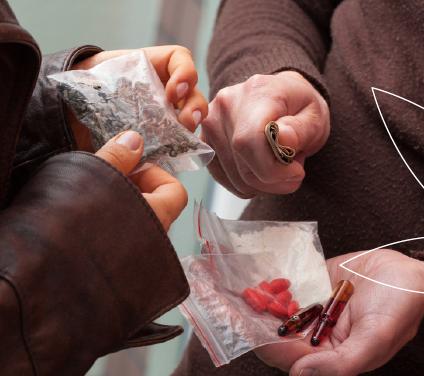 Circulation de drogue en prison