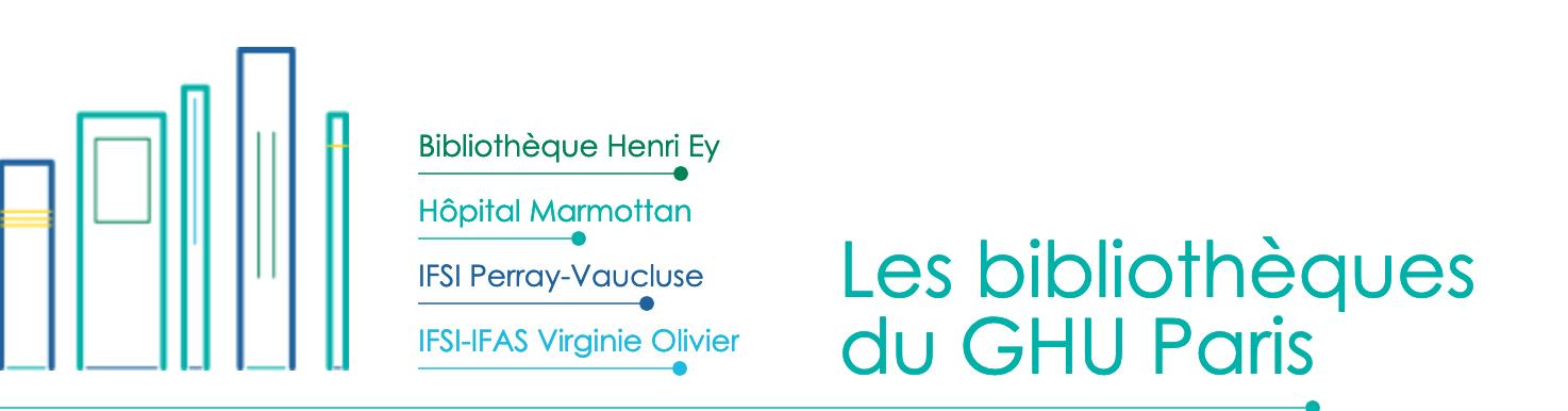 Découvrez «Les bibliothèques du GHU Paris» !