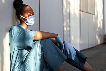 Souffrance au travail des hospitaliers