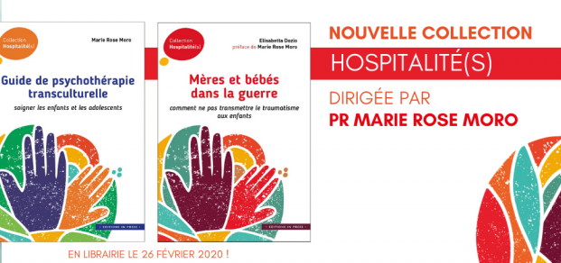 Hospitalité(s), nouvelle collection In Press dirigée par Marie Rose Moro