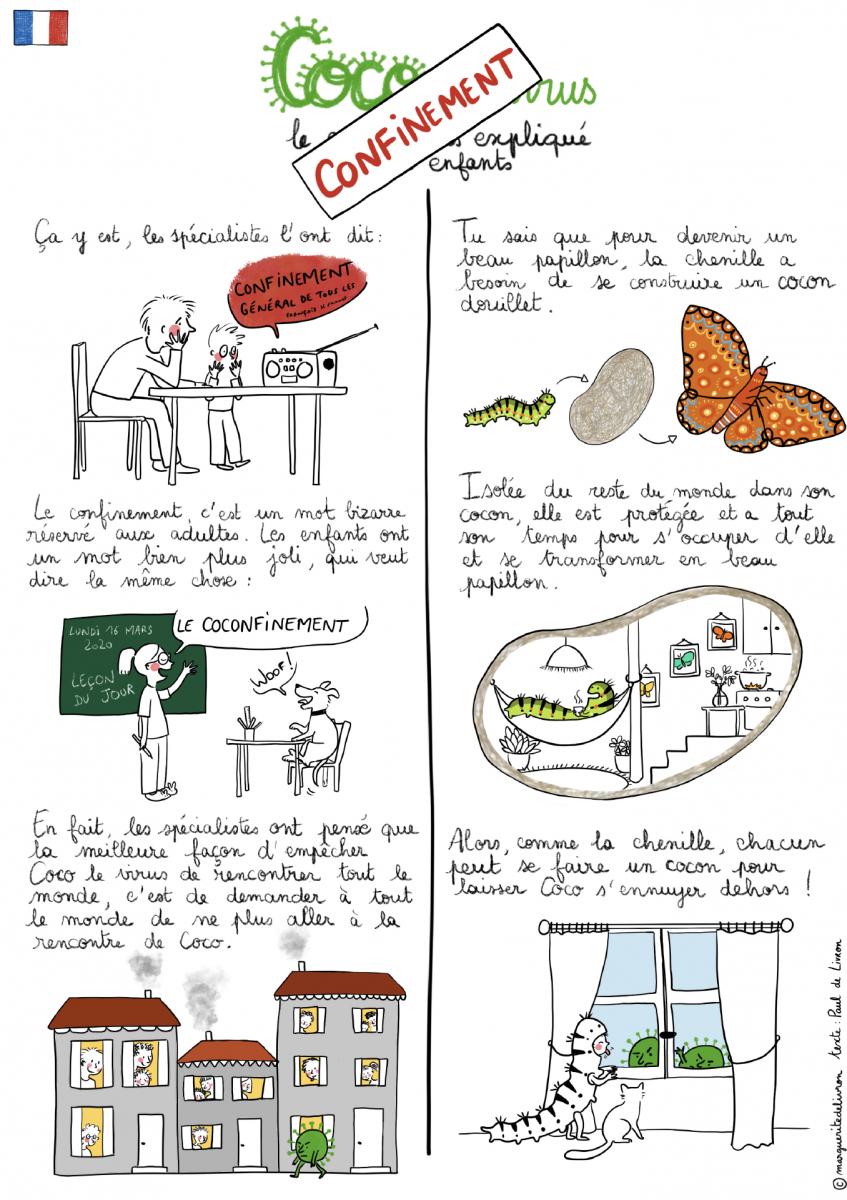 Confinement en famille : les conseils du service de psychiatrie infanto-juvénile des Hôpitaux Universitaires de Marseille